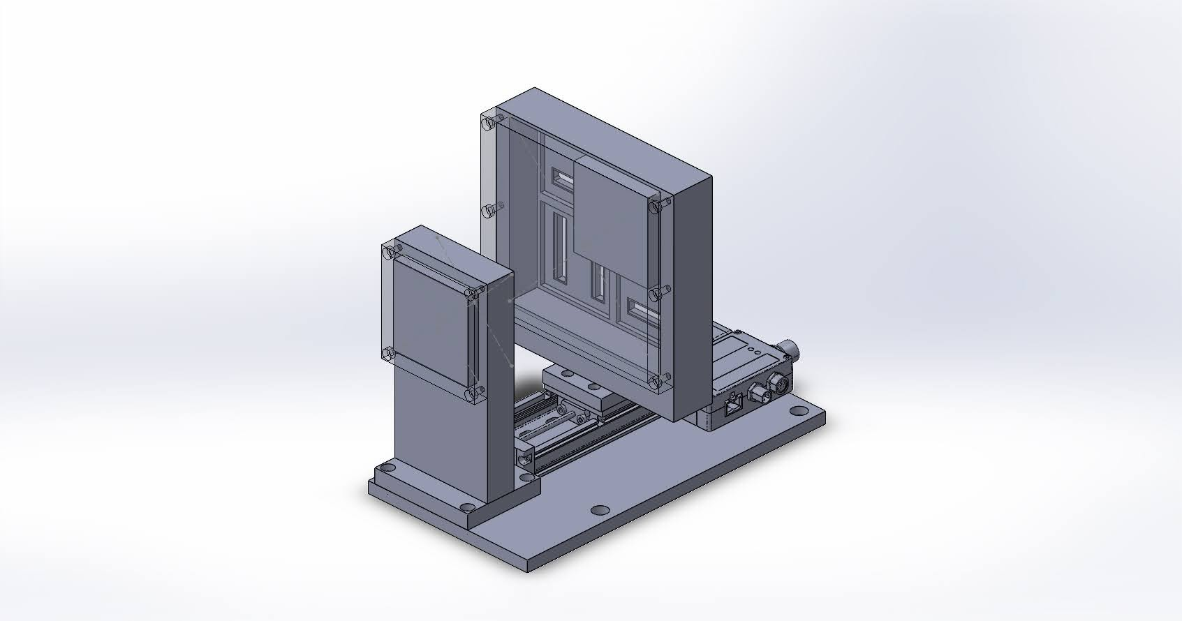 i-TED Front CAD